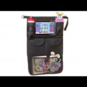 A3 Baby & Kids Autostoel Organizer & Tablet Houder