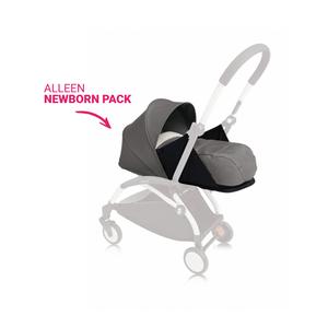 Babyzen Yoyo+ 0+ Newborn Pack - Grey