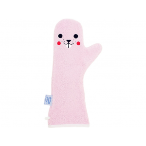 Baby Shower Glove™ - Bever - Roze