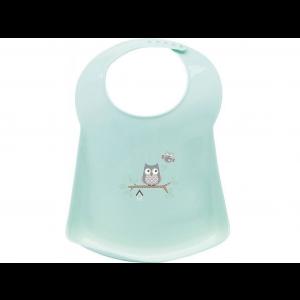 Bébé-Jou Plastic Slab - Owl Family