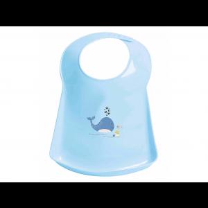 Bébé-Jou Plastic Slab - Wally Whale
