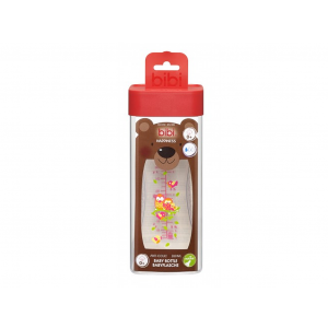 Bibi Happiness Babyfles Play With Us 260ml - Uil