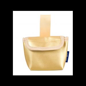 Difrax Fopspeen Tasje - Gold