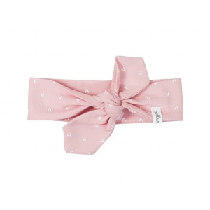 Jollein Haarband Hearts - Soft Pink