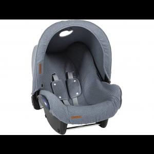 Little Dutch Zonnekap Autostoel - Pure Blue