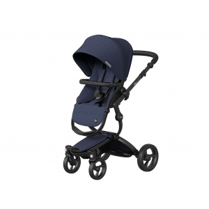 Mima Xari Sport Kinderwagen - Black/Denim