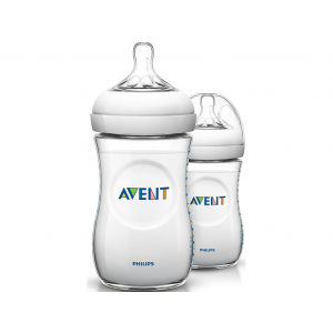 Philips Avent Natural Zuigfles Duo 260ML SCF033/27