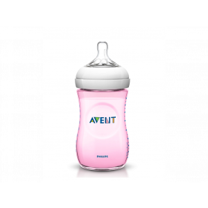 Philips Avent Zuigfles 260ml Roze SCF694/17