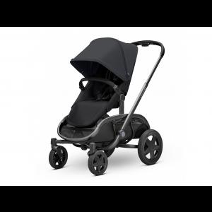 Quinny Hubb Mono Kinderwagen - Black On Black