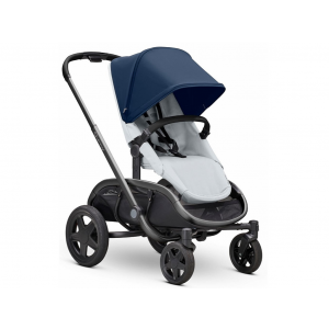 Quinny Hubb Mono Kinderwagen - Navy On Grey