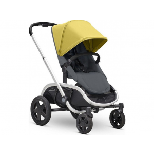 Quinny Hubb Mono Kinderwagen - Ochre On Graphite