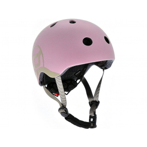 Scoot and Ride Helm XXS-S - Rose