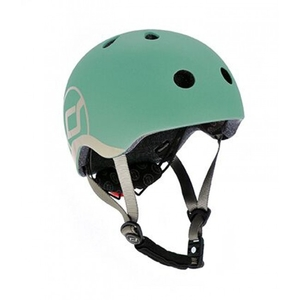 Scoot and Ride Helm XXS-S - Forest