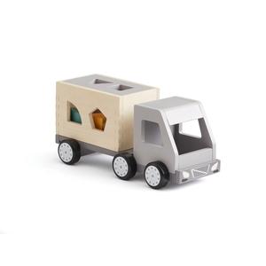 Kid's Concept Vrachtwagen met vormpjes Aiden