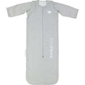 Puckababy Babyslaapzak Bag 4 Seasons 100cm - Grey Stripe