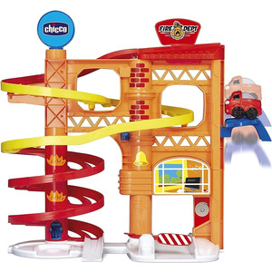 Chicco Turbo Ball Fire Station