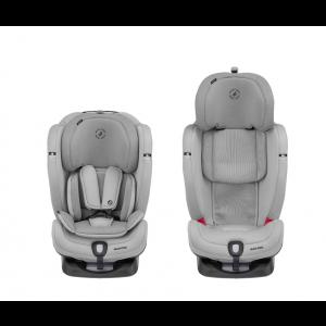 Maxi-Cosi Titan Plus Autostoel - Authentic Grey