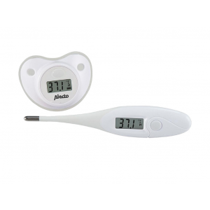 Alecto 2-Delige Baby Thermometerset