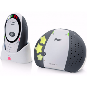 Alecto DBX-85 ECO DECT Babyfoon - Limited Grijs