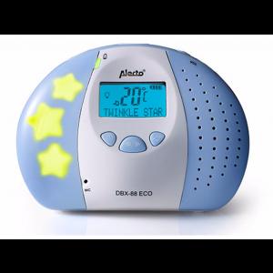 Alecto DBX-88 Digitale ECO DECT Babyfoon - Blauw