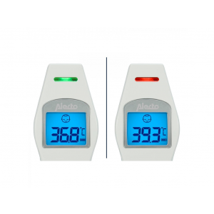Alecto Digitale Voorhoofd Infrarood Thermometer