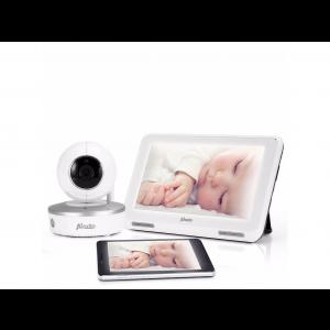 Alecto DIVM-770 Wifi Babyfoon Met Camera 7 Inch
