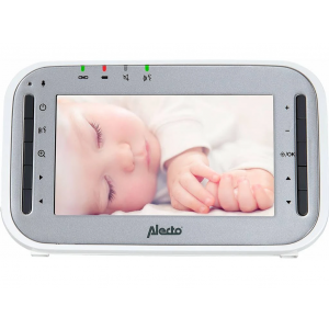 "Alecto DVM-143 Panorama Babyfoon Met Camera 4.3"""