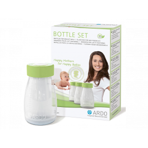 Ardo Bottle Set Bewaarflessen 3 stuks