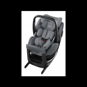 Recaro Zero 1 Elite i-Size Autostoel - Aluminium Grey
