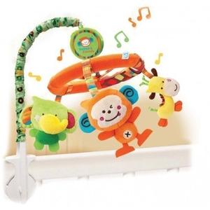 B Kids Go with me muziekmobiel met dieren