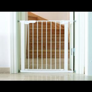 BabyDan Klem- Traphekje Premier Gate 73-93cm - Wit