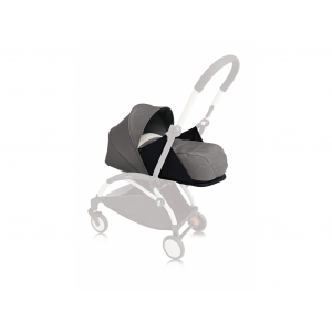 Babyzen Yoyo+ 0+ Newborn Pack - Grey (model 2018)