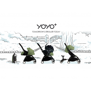 BABYZEN YOYO Reistas/Transporttas