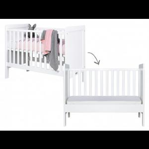 Bopita Combi-Bed Babyflex Wit - 60x120 cm