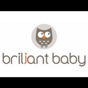 Briljant Baby Autostoelhoes Groep 1+ - Grijs