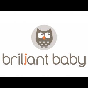 Briljant Baby Hydrofiel Washandjes 3 Stuks - Wit