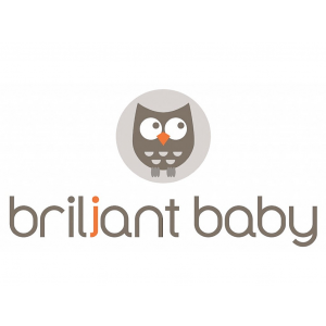 Briljant Baby Wieglaken Girl 75x100 cm - Roze