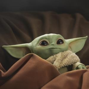 Star Wars The Child Yoda Talking Plush Toy