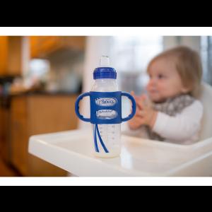 Dr. Brown's Sippy Bottle Blauw 250ml