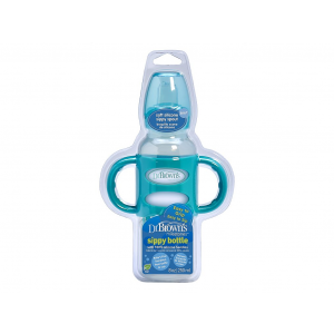 Dr. Brown's Sippy Bottle Turquoise 250ml