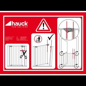 Hauck Open'n Stop Traphekje - White
