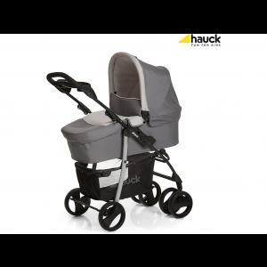 Hauck Shopper SLX Trio Set Kinderwagen - Stone/Grey