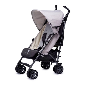EasyWalker Buggy+ - Silver Circle