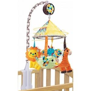 Infantino Draaiende muzikale carrousel Go-Gaga