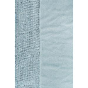 Jollein aankleedkussenhoes Confetti Knit stone groen 50 x 70 cm