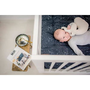 Mies & CO boxkleed Galaxy Parisian Night 80 x 100 cm