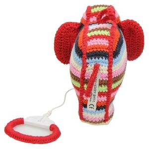 Anne Claire Petit muziekdoosje olifant gekleurd