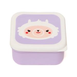 Petit Monkey lunchboxset watermeloen