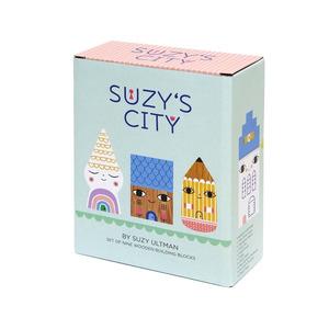 Petit Monkey houten poppetjes Suzy's city