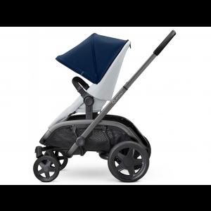 Quinny Hubb Mono Kinderwagen - Navy On Grey